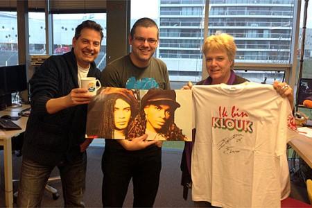 Ruilobject: Een Klouk t-shirt + Vroeg op...